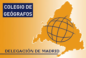 Logotipo Geografos Madrid